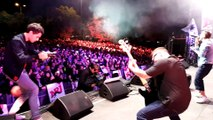 Claudio Capéo au NRJ Music Tour à Haguenau, 7 septembre 2019