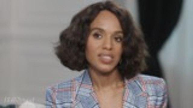 "Kerry Washington on ""Finding Commonalities"" in 'American Son' | TIFF 2019"
