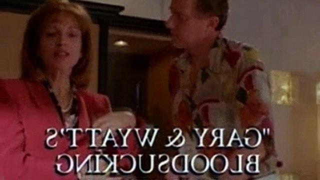 Weird Science Season 4 Episode 19 - Gary And Wyatt's Bloodsucking Adventure