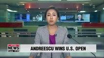 Bianca Andreescu wins U.S. open in upset victory over Serena Williams