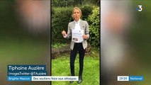 La fille de Brigitte Macron lance le hashtag #Balancetonmiso pour défendre sa mère insultée  une nouvelle fois par un ministre brésilien
