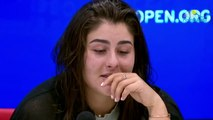 """US Open 2019 - Bianca Andreescu weeps with joy : """"It's so crazy !"""""""
