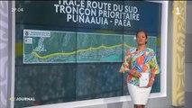 Projet route du sud, réunion avec les riverains de Paea