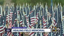 Memorial held for Sept. 11 victims at Tempe Beach Park