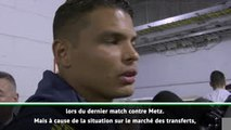 """Brésil - Silva : """"La direction du PSG croit en Neymar"""""""