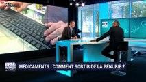 Le duel: Eric Myon face à Christophe Brun - 08/09