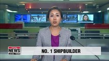 S. Korean shipbuilders dominate global orders for 4 consecutive months