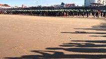 La distance M, épreuve phare du week-end de triathlon
