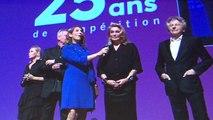 Roman Polanski applaudi pour sa récompense à Venise