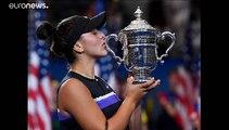 Un record pour Andreescu, pas pour Serena