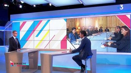 Gabriel Attal - France 3 dimanche 8 septembre 2019
