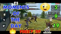 MOMENTS OF THE DAY 05.09.2019 (GARENA FREE FIRE ) TOP GAMING POINT #TgpYT