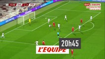 Serbie - Portugal, qualifications Euro 2020 - Football - Replay