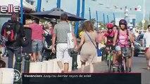 Hérault : les vacanciers de septembre profitent du calme de Palavas-les-Flots