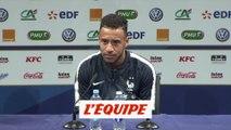 Tolisso « J'étais fier d'être là » - Foot - Qualif. Euro - Bleus