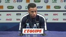 Toilsso «Avec Blaise, on s'est bien entendu » - Foot - Qualif. Euro - Bleus