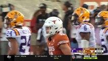 #6 LSU vs #9 Texas Highlights _ NCAAF Week 2 _ College Football Highlights
