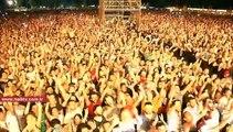 Fethiye'deki müthiş festivale İzmir Marşı damga vurdu