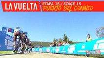 Puerto del Connio - Étape 15 / Stage 15 | La Vuelta 19