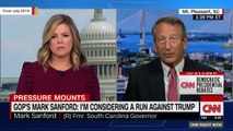 Republican Mark Sanford Announces He's Challenging Trump In 2020 Presidential Race