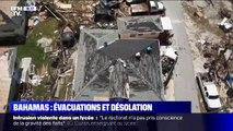 Aux Bahamas, les évacuations se poursuivent et les secours s'organisent