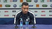 """Bleus - Tolisso : """"Le Stade de France est toujours aussi beau"""""""
