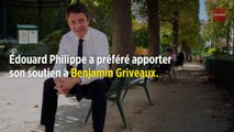 Paris : Édouard Philippe assure qu'il ne sera pas candidat