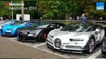 110ème anniversaire de Bugatti