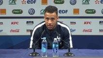 """Bleus - Tolisso : """"Se qualifier le plus rapidement possible"""""""