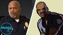 Top 10 Greatest Grand Theft Auto Performances
