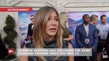 Jennifer Aniston Keeps A Specific Skincare Routine
