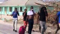 Bahamas: le bidonville de Marsh Harbour rasé par l'ouragan Dorian