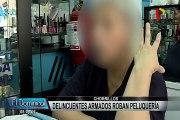 Chorrillos: asaltan spa por segunda vez en menos de quince días