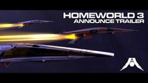 HOMEWORLD 3 Official Announce Trailer (2019)