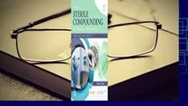 Full E-book  Mosby's Sterile Compounding for Pharmacy Technicians: Principles and Practice