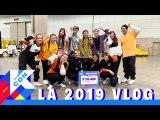 BAP JONGUP WATCHED US DANCE?!?! KCON LA 2019 Vlog by SoNE1