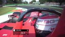 Charles Leclerc's Onboard Pole Lap | 2019 Italian Grand Prix | Pirelli