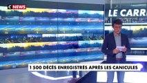 Le Carrefour de l'info (15h-18h) du 08/09/2019