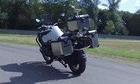 دراجة نارية ذاتية القيادة... إلا أنها ليست للبيع!
