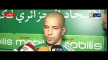 """Feghouli : """"On va fêter notre titre"""""""