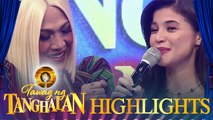 Vice Ganda fixes Anne's clothes | Tawag ng Tanghalan
