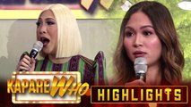 Vice Ganda gets hurt by the love story of Simot Sa Ramp | It's Showtime KapareWHO