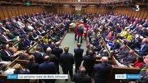 Brexit : semaine chaotique pour Boris Johnson