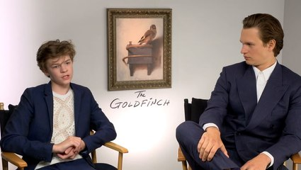 The Goldfinch | TIFF 2019