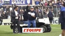 Maradona déchaîne déjà les passions - Foot - ARG