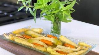 Zanahorias Caramellizadas
