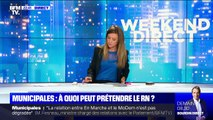 Municipales 2020: Marine Le Pen mise sur ses fiefs