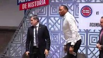 NBA EN MÉXICO  | Azteca Deportes