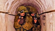 Israeli Military Uses Virtual Reality Tech For Tunnel Combat Operations Training