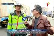 Colectiveros sin control: cien mil se dedican al taxi colectivo ilegal en Lima